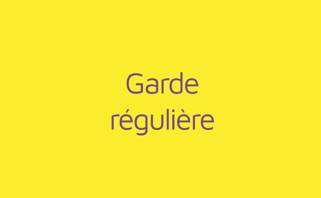 vignette garde reguliere - garde d'enfant à la Réunion